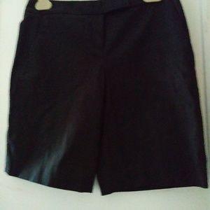 Elie Tahari Dressy Bermuda Shorts